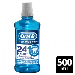 ORAL-B Pro-Expert Enjuague Bucal 500ml