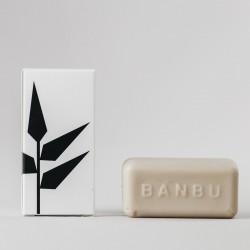 BANBU Acondicionador Natural Sólido para Cabello Olor Frutal 50gr