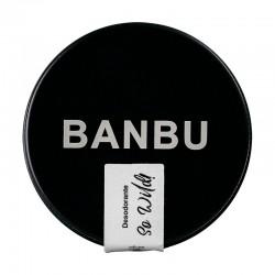 """BANBU Desodorante Natural en Crema """"So Wild"""" 60gr"""