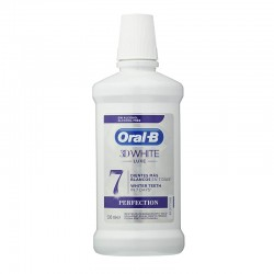 ORAL-B Enjuague Bucal 3D White Luxe Perfection 500ml