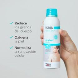 ISDIN ACNIBEN Body Spray Reductor de Granos Corporales 150ml