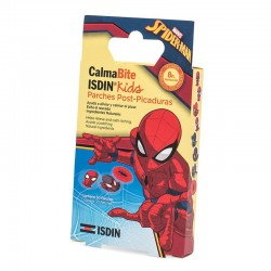 ISDIN Kids CalmaBite Post-Picaduras Spiderman 30 Parches