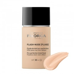 FILORGA Flash Nude Fluid Beige Tono 01 Base Maquillaje 30ml