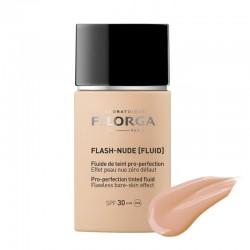 FILORGA Flash Nude Fluid Beige Medium Tono 1.5 Base Maquillaje 30ml