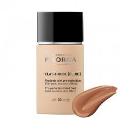 FILORGA Flash Nude Fluid Gold Dark Tono 04 Base Maquillaje 30ml