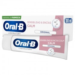 ORAL-B Pasta Dental Sensibilidad y Encías Calm Original 100ml