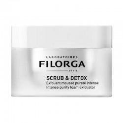 FILORGA Scrub & Detox Mascarilla Exfoliante 50ml