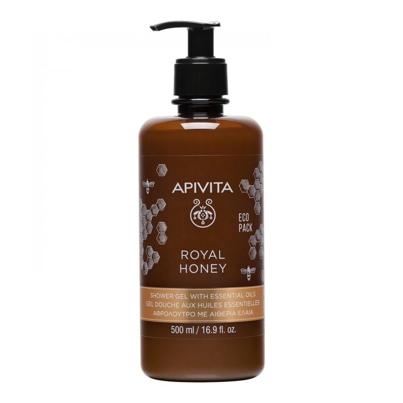 APIVITA Gel de Baño Royal Honey 500ml