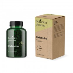 Melatonina 45 Comprimidos BotánicaPharma