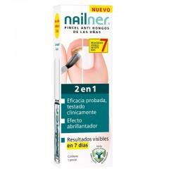 NAILNER Pincel Anti Hongos Uñas 2 en 1 (5ml)