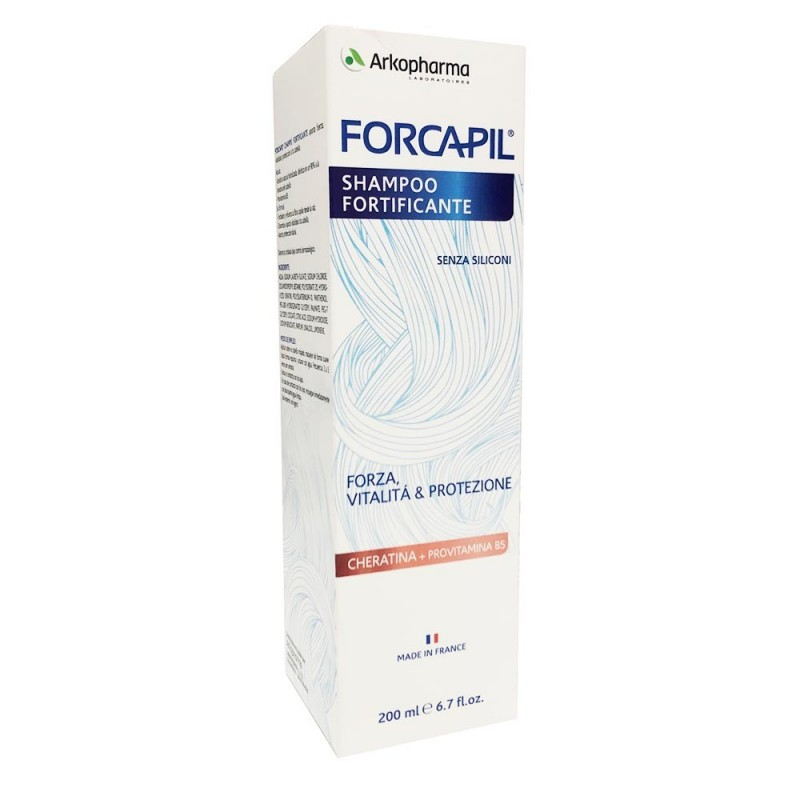 FORCAPIL Champú Fortificante de Arkopharma 200ml