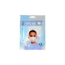 3x MASCARILLAS FFP2 para Niños Homologadas NR con 5 Capas 3 unidades - INCA Farma