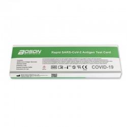 TEST ANTÍGENOS COVID-19 Prueba Rápida Covid Autodiagnóstico 1 Uds - BOSON