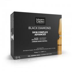 MARTIDERM Ampollas Black Diamond Skin Complex Advanced x10 Ampollas