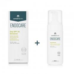ENDOCARE Day SPF 30 (40ml) + Aquafoam Limpiador Facial 125ml