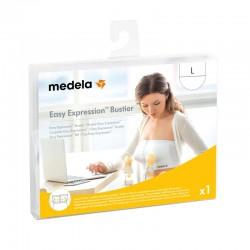 MEDELA Easy Expression Top de Extracción Fácil Talla L Blanco