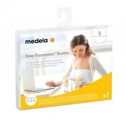 MEDELA Easy Expression Top de Extracción Fácil Talla S Blanco