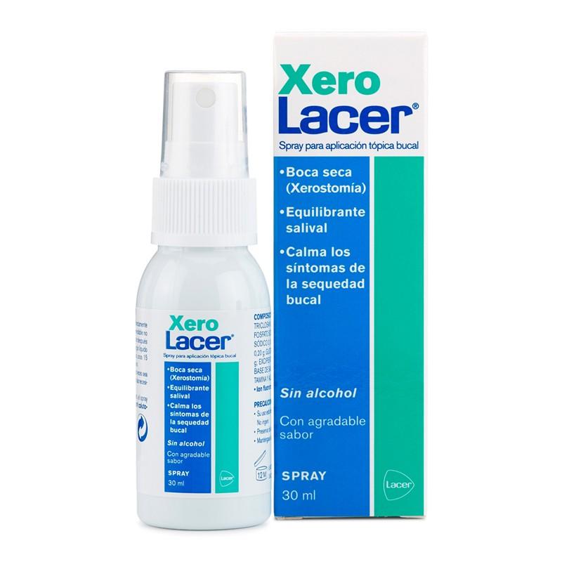LACER Xerolacer Spray Bucal 30ml