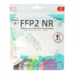 Mascarilla FFP2 Niños NR 5 Capas BFE 95% Talla M (1 unidad) - PROMASK -