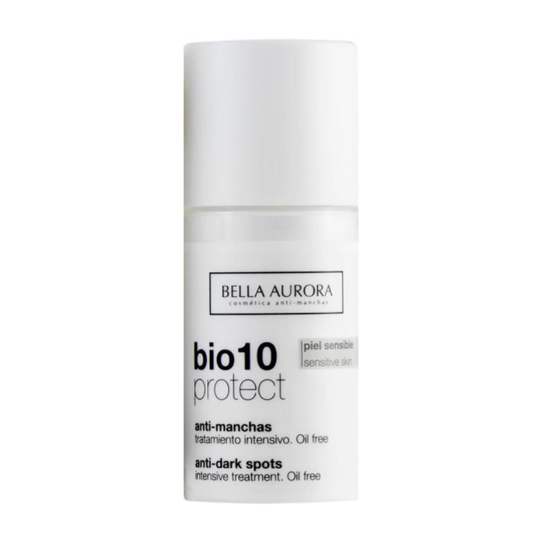 BELLA AURORA Bio 10 Protect Piel Sensible Tratamiento Despigmentante 30ml