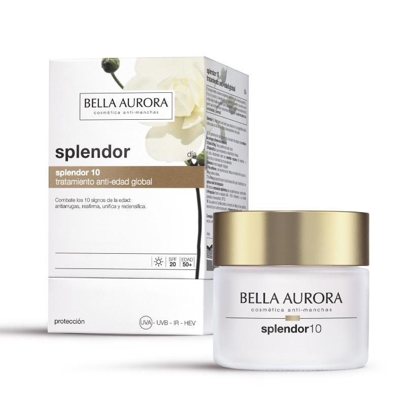 BELLA AURORA Splendor 10 Crema Antiedad de Día SPF20 (50ml)