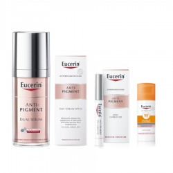 EUCERIN Pack Anti-Pigment Sérum + Crema Día + Stick Corrector + Protector Solar de REGALO (40% DESCUENTO)