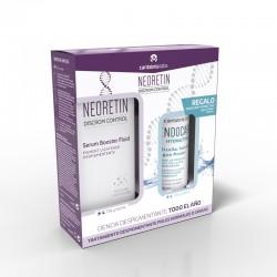 NEORETIN Discrom Control Pack Sérum Booster 30ml + Endocare Agua Micelar Hydractive 100ml de REGALO