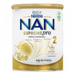 NAN Supreme Pro 2 Leche de Continuación en Polvo 800gr