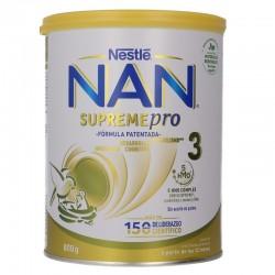 NAN Supreme Pro 3 Leche de Crecimiento 800gr