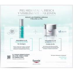 EUCERIN Cofre Hidratación Hyaluron-Filler Moisture Booster Serum + Crema de Día SPF 15 Piel Seca