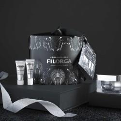 FILORGA Pack Navidad NCEF-Reverse Crema 50ml + Serum 7ml + Contorno de Ojos 4ml
