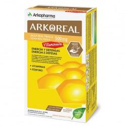 ARKOREAL Jalea Real Fresca Vitaminada 20 ampollas