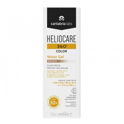 Heliocare 360º Color Water Gel Bronze SPF 50+ (50ml)