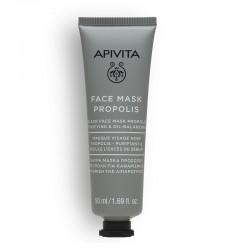 APIVITA Mascarilla Facial Limpiadora y Purificante con Propóleo 50ml