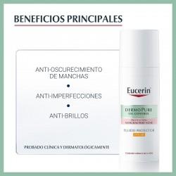 EUCERIN Dermopure Oil Control Fluido Protector SPF30 (50ml)