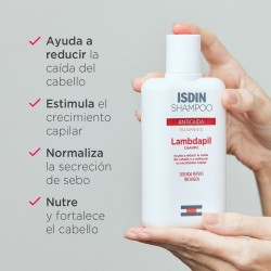ISDIN LAMBDAPIL Champú Anticaída DUPLO 2x200ml