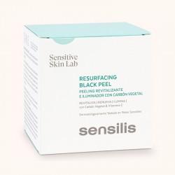 SENSILIS Resurfacing Peeling Negro Revitalizante e Iluminador 50ml