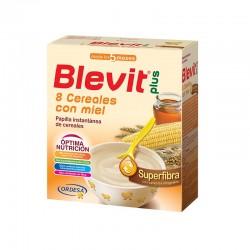 BLEVIT Superfibra 8 Cereales con Miel Papilla 600g