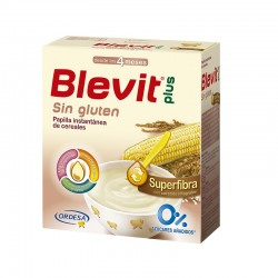BLEVIT Superfibra Sin Gluten Papilla 600g