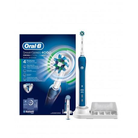 ORAL-B Cepillo Eléctrico SmartSeries PRO 4000