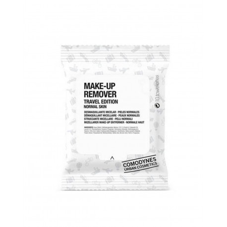 COMODYNES Make-Up Remover Normal Skin 20 Toallitas