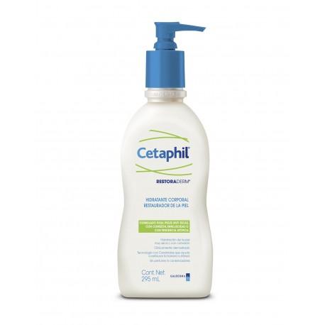 CETAPHIL Restoraderm Hidratante Coporal 295ML