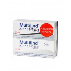 MULTILIND PACK Microplata Crema 2x75ML
