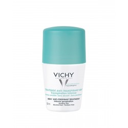 VICHY Desodorante Tratamiento Anti-Transparente 48h 50ML