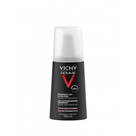 VICHY Desodorante Ultra-fresco 24h 100ML