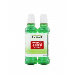 FLUOCARIL Colutorio Bi-Fluor 2x500ML