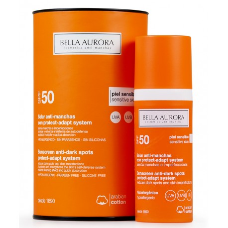 BELLA AURORA Solar Anti-manchas SPF50+ 50ML