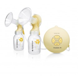 MEDELA Swing Maxi Flex Sacaleches Eléctrico Doble Extracción 2-Phase