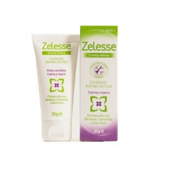 ZELESSE Limpiadora Higiene Intima 30 gr.