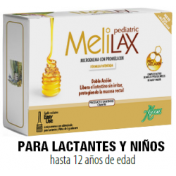 MELILAX Adultos microenemas 6uds